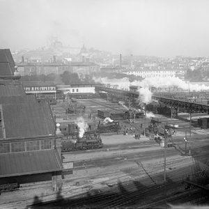 Gare du Nord / Paris, 1900