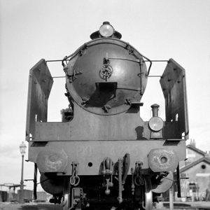 Locomotive à vapeur / 1930