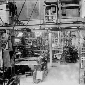 Usine de tissage / Vieux Lyon, usine Dognin, 1900