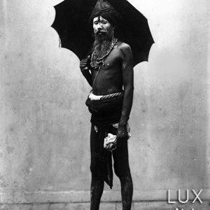 Sâdhu / Bombay, Inde, 1880