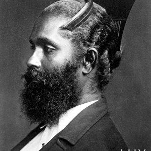 Cingalais de Colombo / Sri Lanka, 1875