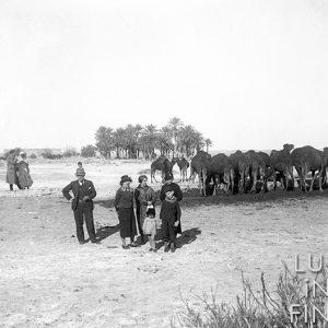 Voyage en Algérie / Sud Algérien, 1920