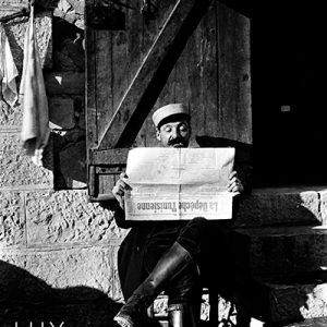 La Dépêche Tunisienne, Tunis, 1915 - NE032389