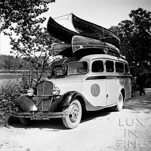 Départ en vacances, 1935 - NE037705